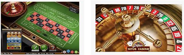judi roulette caino online sbobet