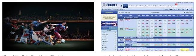 cara bermain judi online sports di situs Sbobet